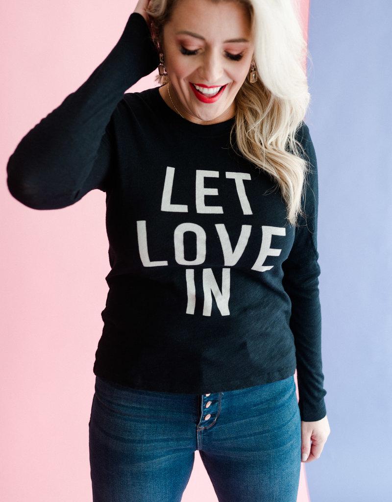 Let Love In LS