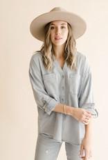 Tara Button-up Top