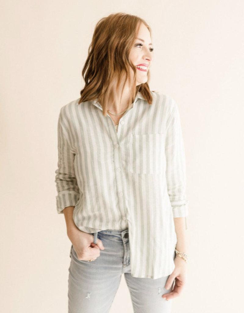 Spring Fever Pocket Shirt