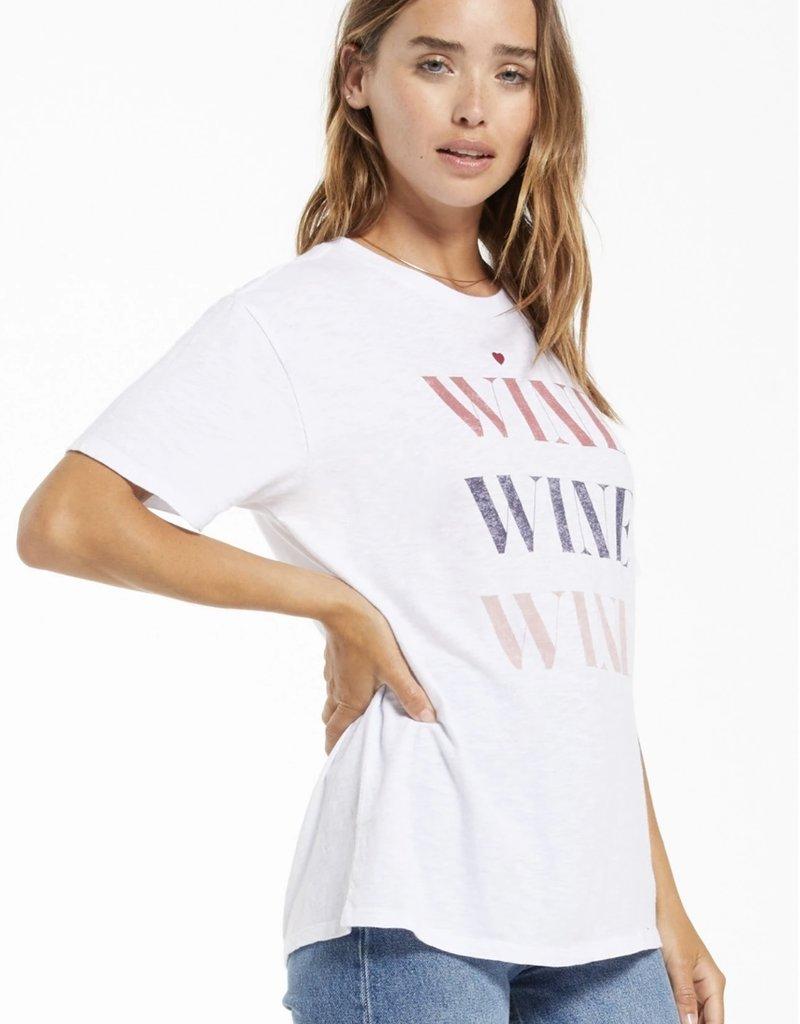 Wine Wine Wine Tee