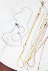 LDayDesigns Herringbone Snake -Stainless