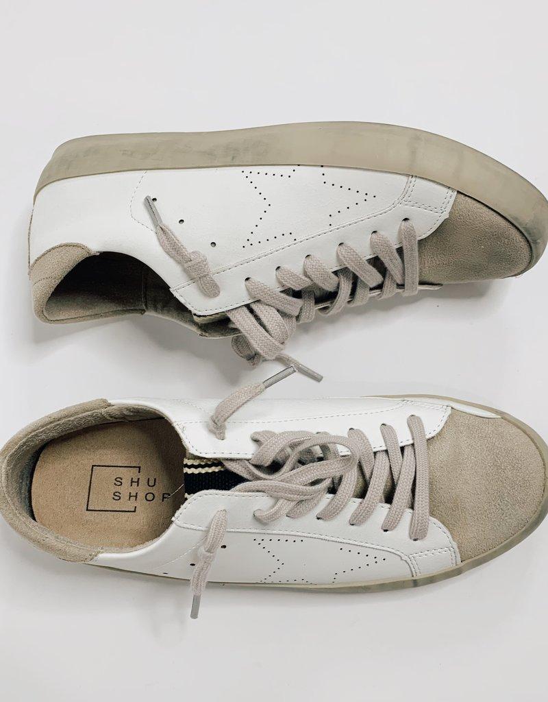 Mia White Sneakers