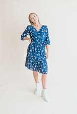 Falling Floral Dress