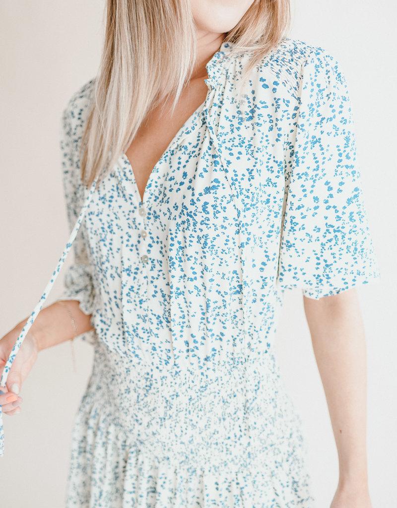 Ditsy Dress