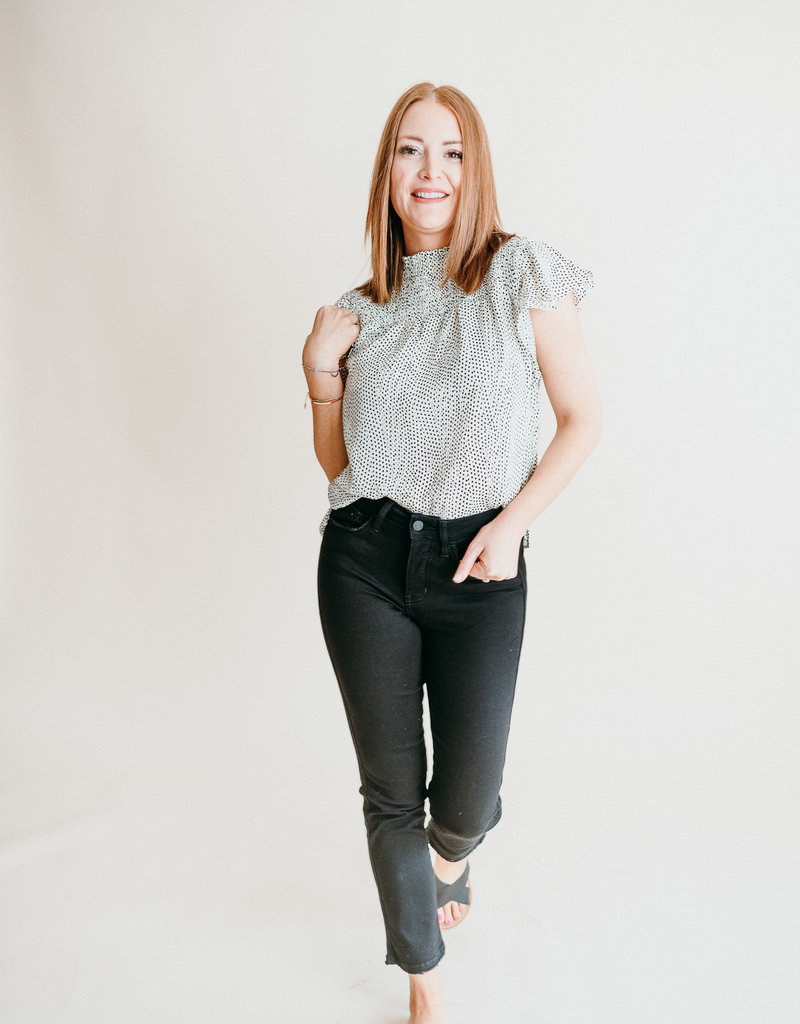 Connect the Dots Blouse