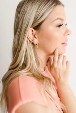 LDayDesigns Crystal Point Ear Hug
