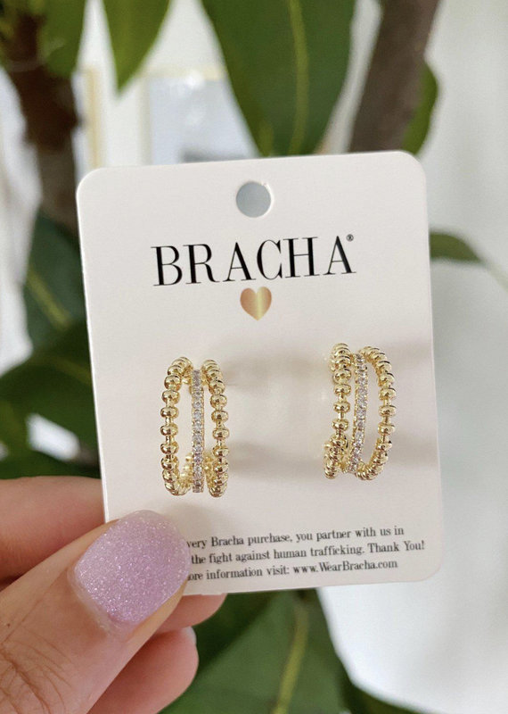 Bracha Joy Small Hoops