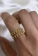 Bracha Lexi Chain Ring
