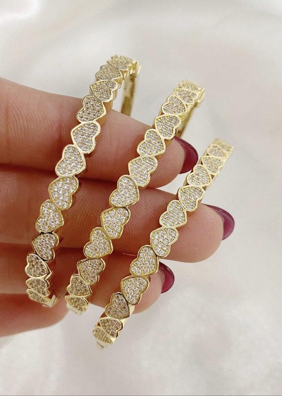 Bracha Heartfelt Bracelet