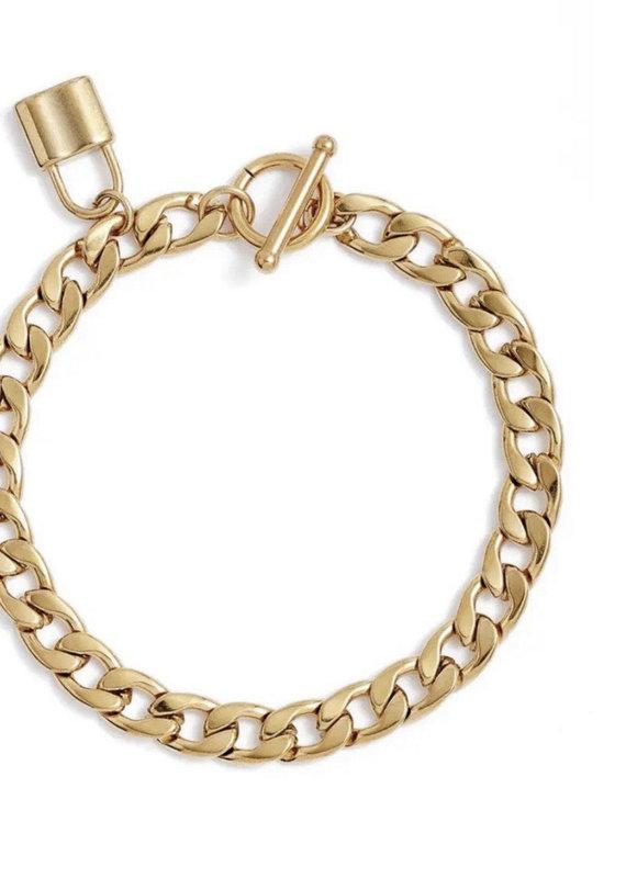 Bracha Lock It Bracelet