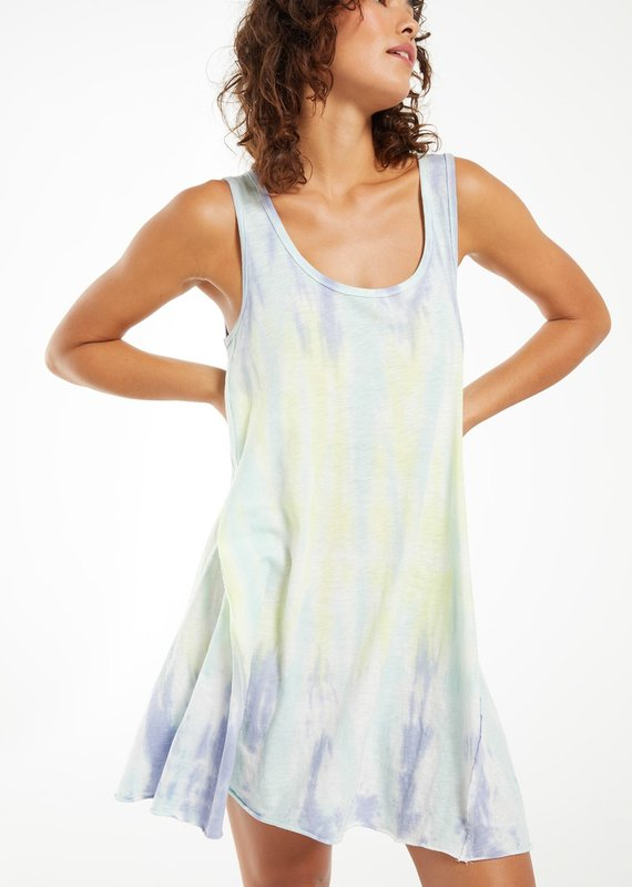 Sorbet Skies Tie-Dye Dress