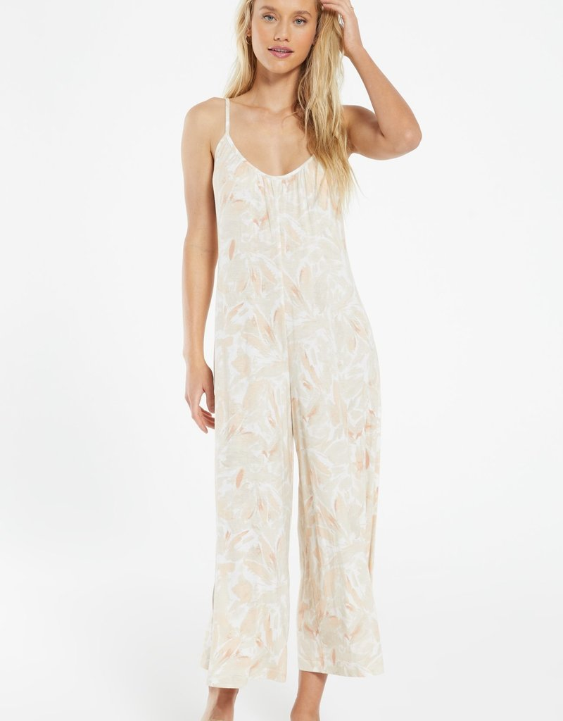 Summerland Floral Jumpsuit