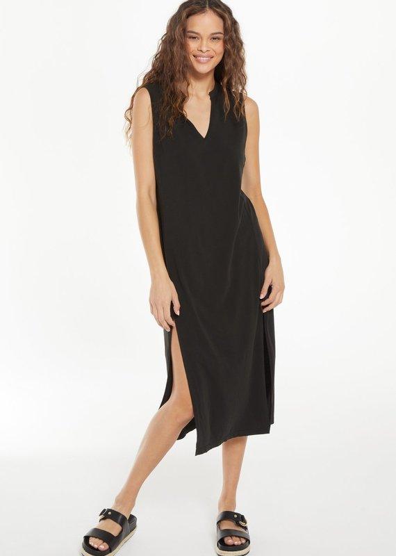 Tawney Notch Front Dress
