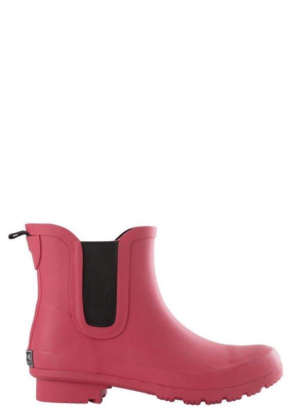 Roma Chelsea Magenta Rain Boots
