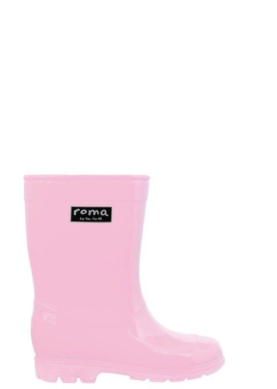 Roma Abel Pink Rain Boots (Kids)
