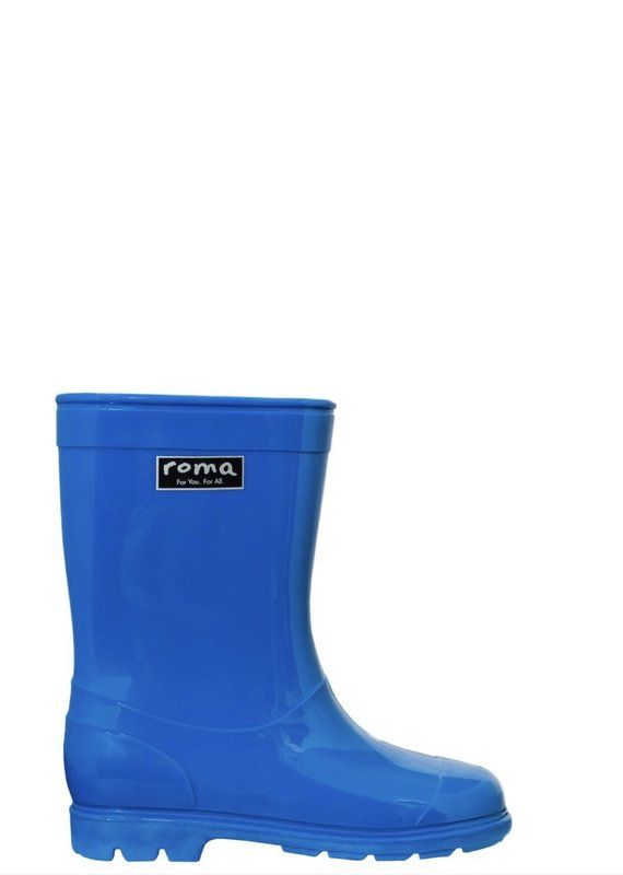 Roma Abel Blue Rain Boots (Kids)