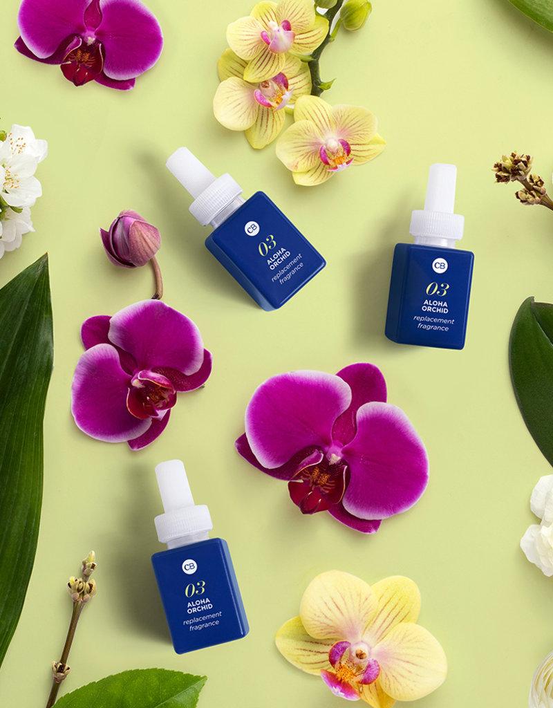Curio Pura Diffuser Refill-Aloha Orchid