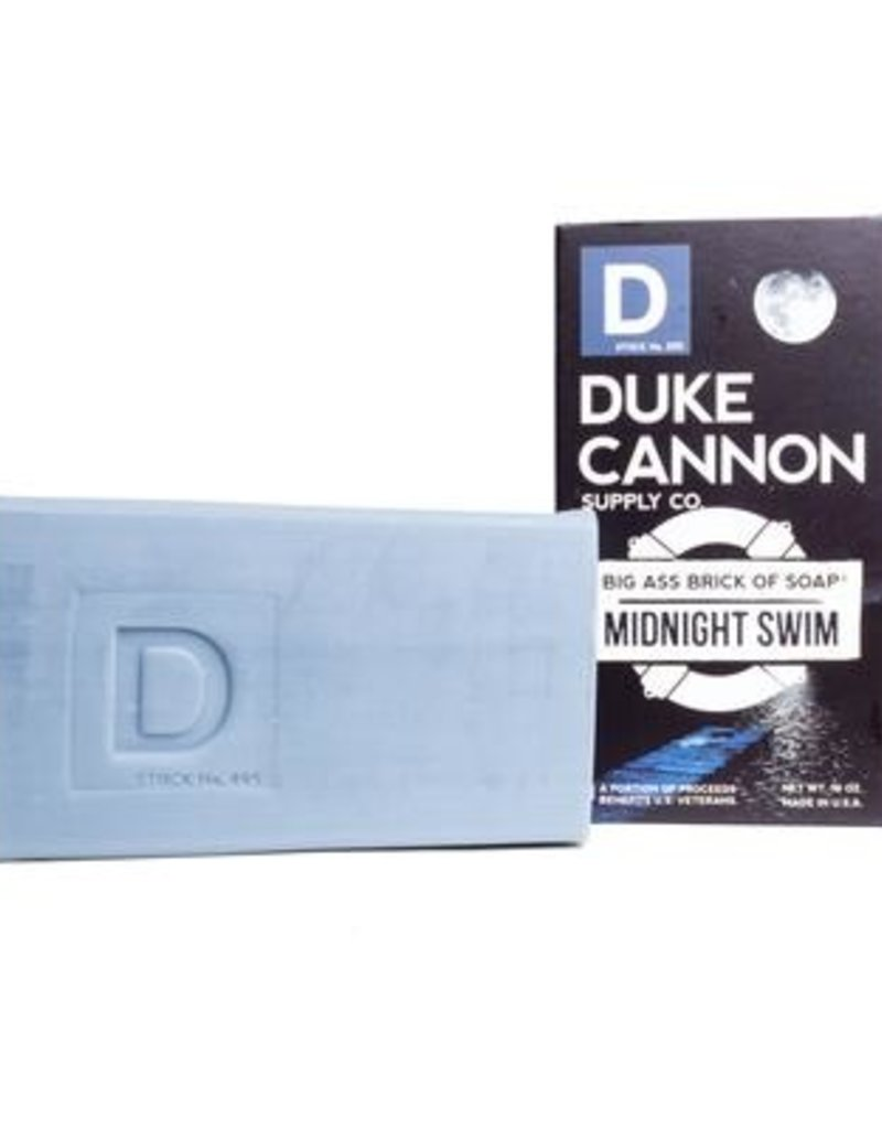 Duke Cannon Big Ass Brick of Soap - Midnight Swim