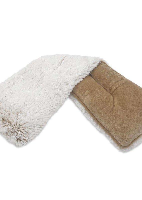 Warmies Marshmallow Brown Wrap