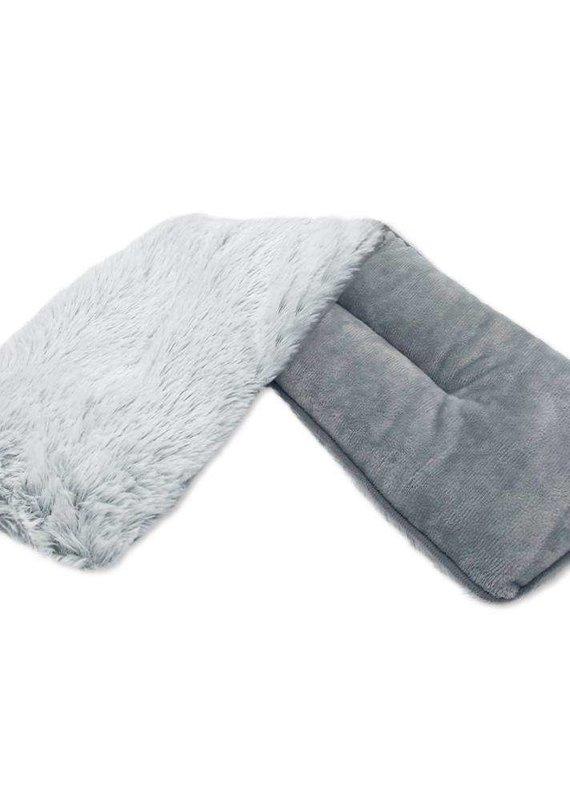Warmies Marshmallow Gray Wrap