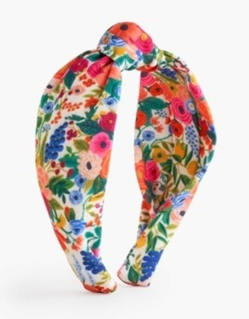 Rifle Paper Co. Garden Party Knotted Headband