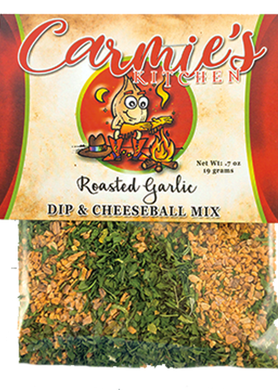 Carmie's Kitchen Roasted Garlic Dip