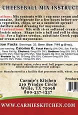 Carmie's Kitchen Fiesta Spinach Dip