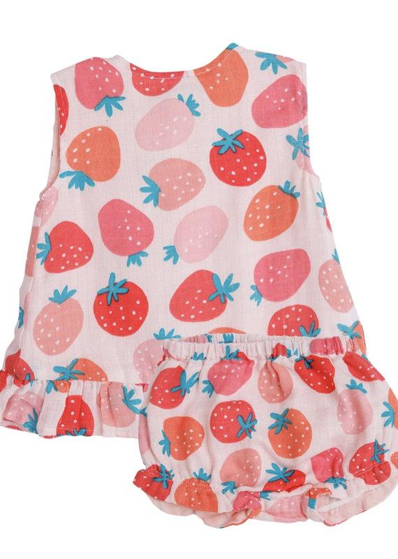Angel Dear Strawberries Set
