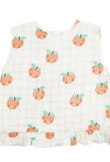Angel Dear Plaid Peaches Set