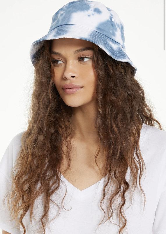 Tie-Dye Bucket Hat- Blue