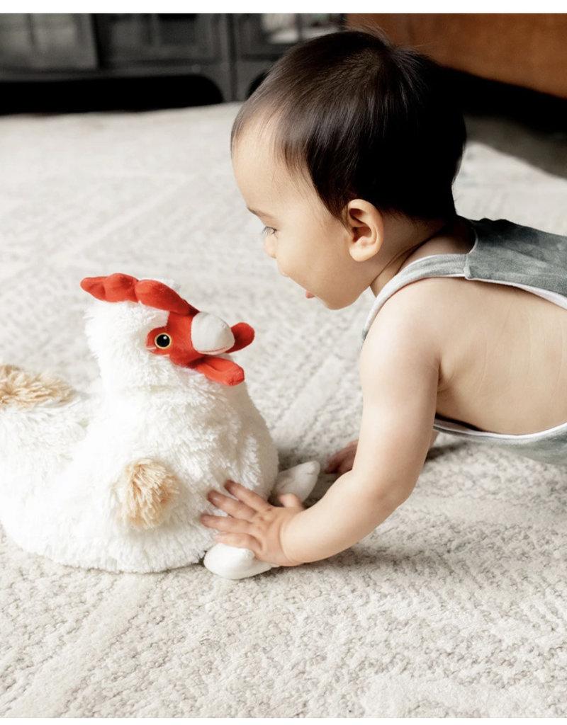 Warmies Chicken Plush