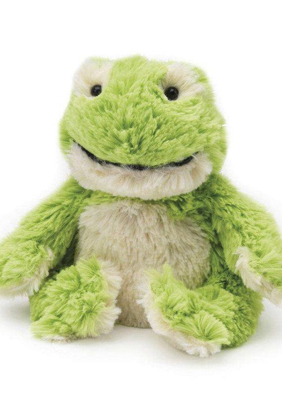 Warmies Frog Plush Jr