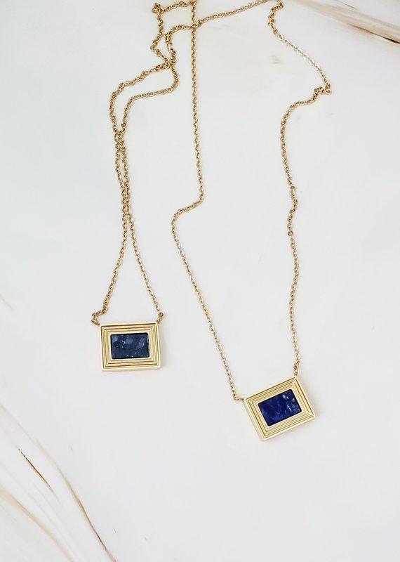 LUX Lazuli Necklace