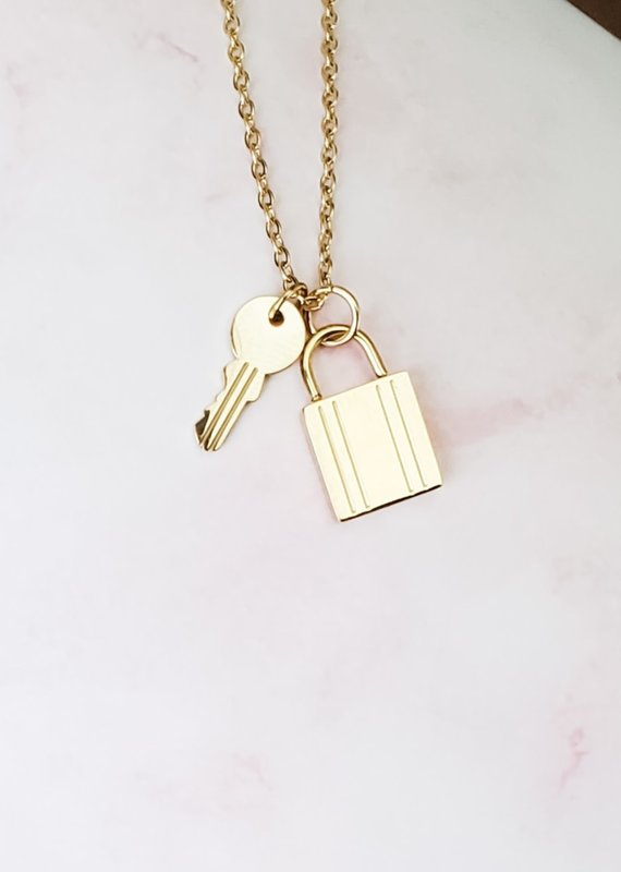 LUX Dear Diary Necklace
