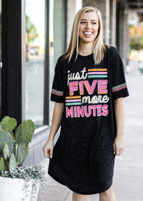 5 More Minutes Sleep Shirt