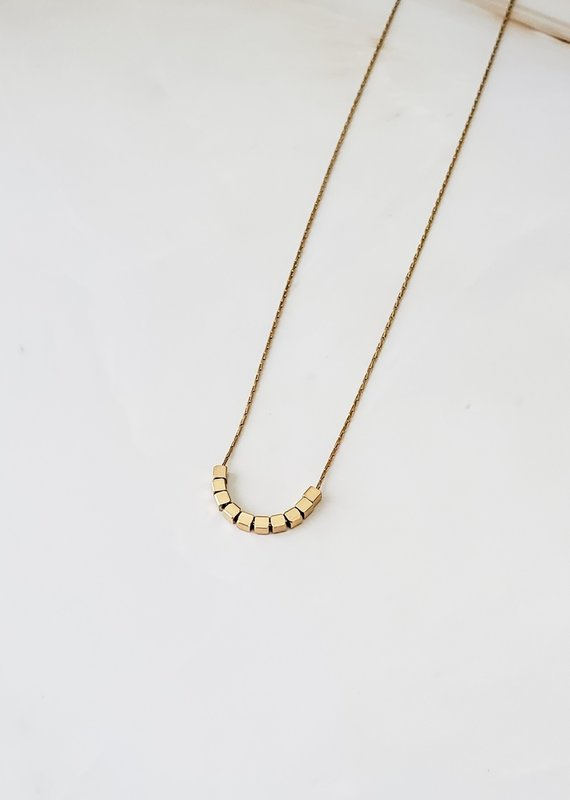 LUX Abacus Necklace