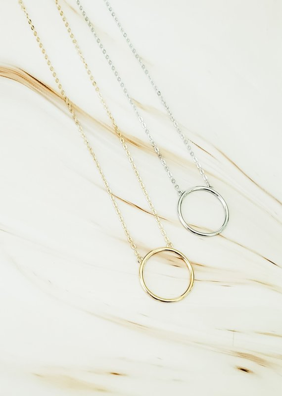 LUX Halo Necklace