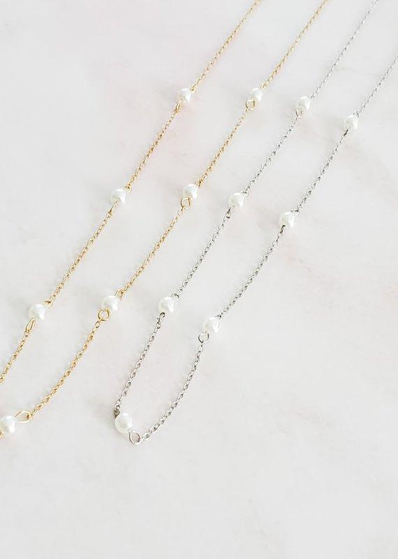 LUX Seaside Pearl Chain