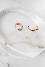 LUX Faceted Rosy Hugs