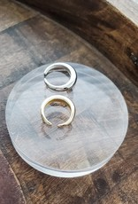 LUX Thin Dome Ring