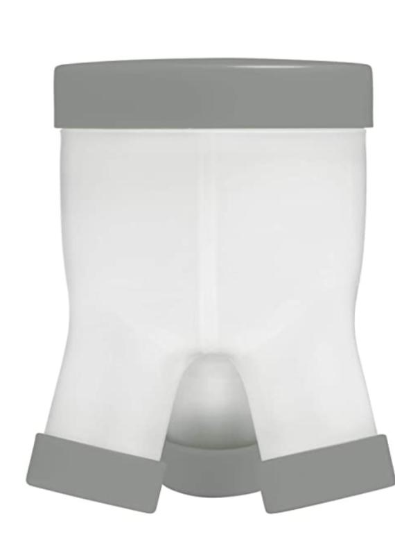 Boon Tripod Formula Dispenser- Grey