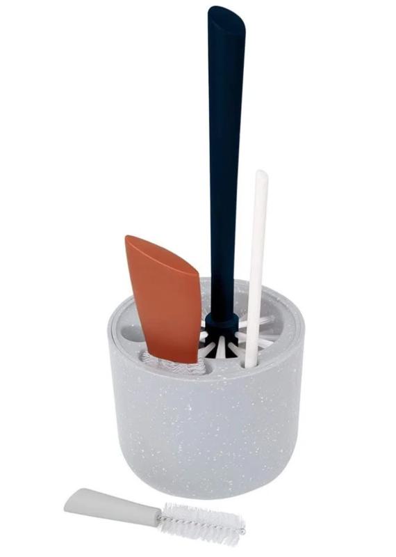 Boon Mod 4pc Bottle Brush Set