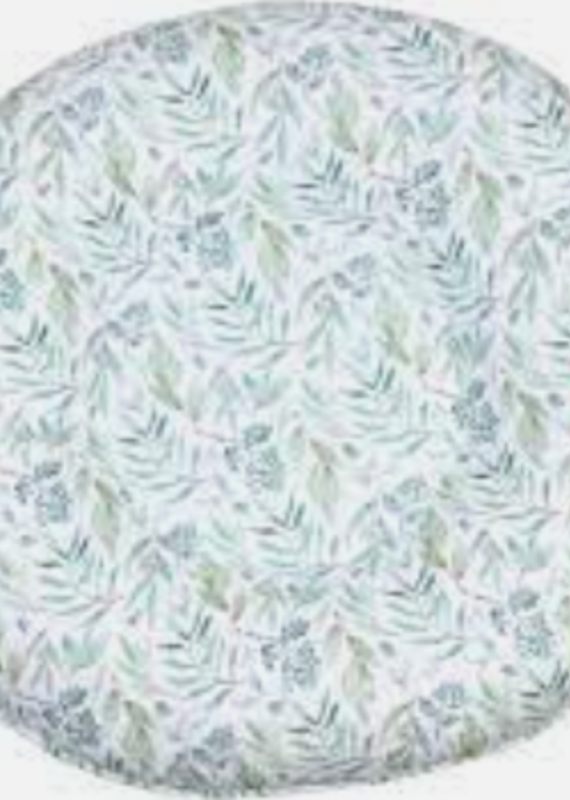 Goosewaddle Basil Mint Floor Pillow