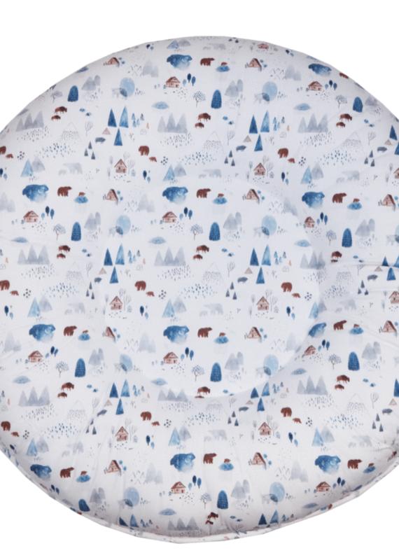 Goosewaddle Wyatt Floor Pillow