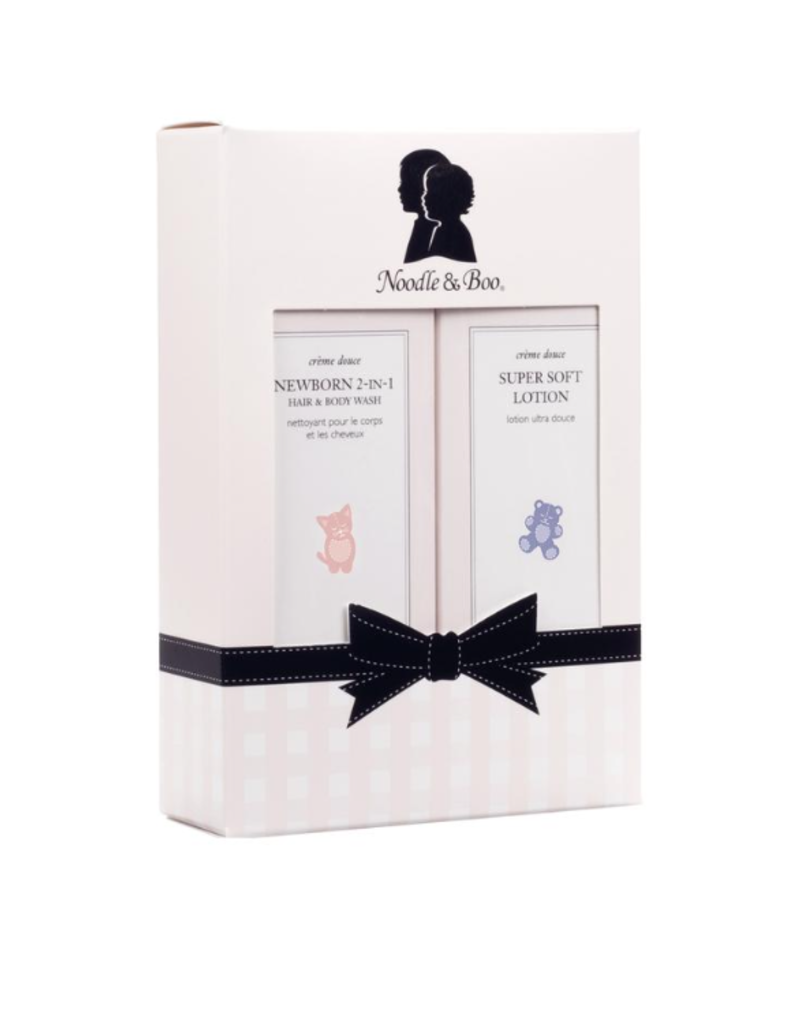 Noodle & Boo Newborn Gift Set