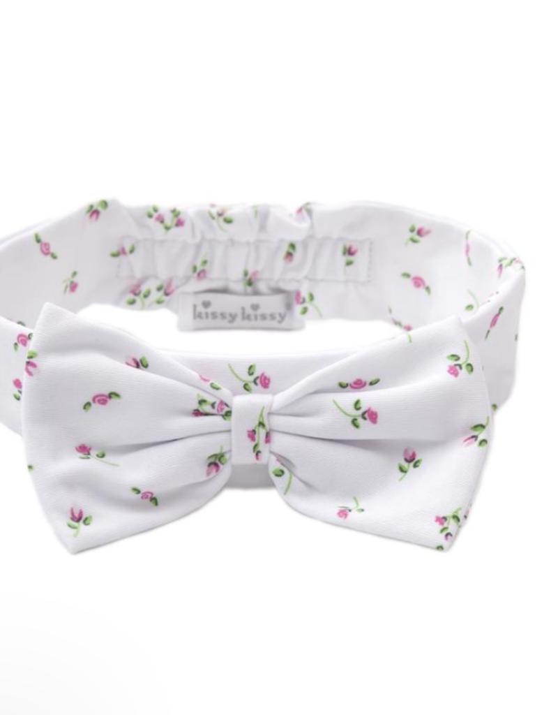 Kissy Kissy Garden Print Headband