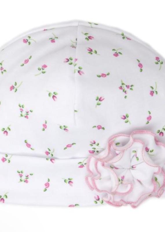 Kissy Kissy Garden Print Hat