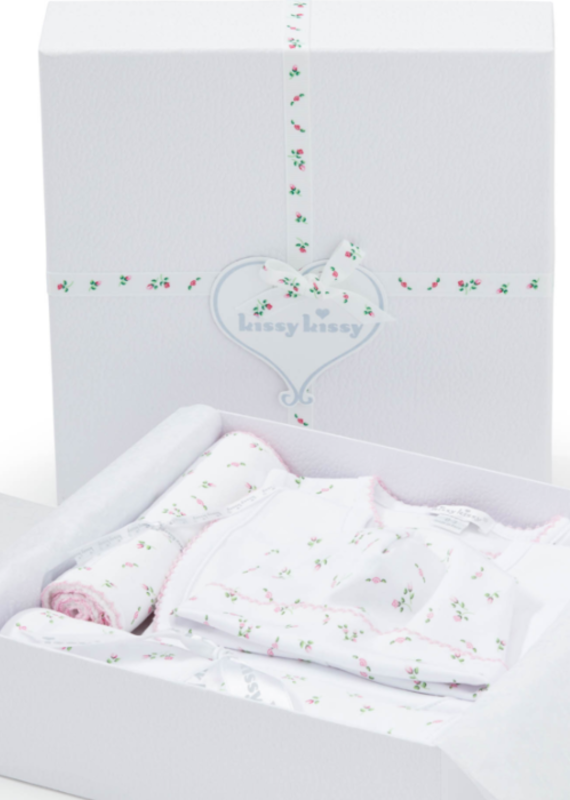 Kissy Kissy Garden  5pc Gift Set w/ Gift Box
