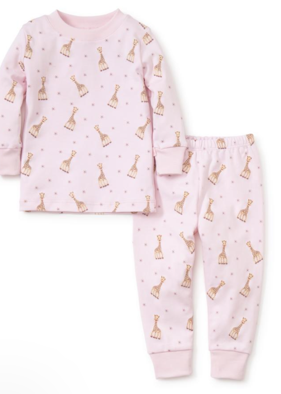 Kissy Kissy Sophie La Girafe Pajamas