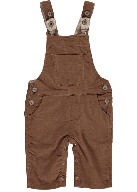 Me & Henry Harrison Cord Overalls